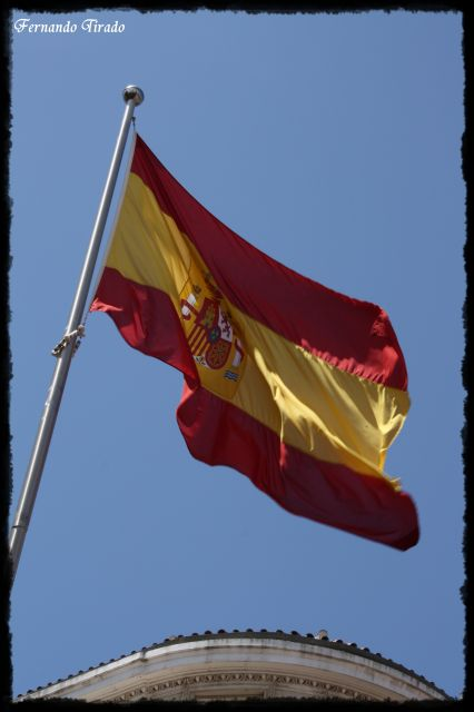 el orgullo de ser y sentirse español