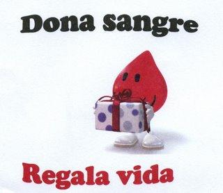 Pierde un poquito de tu tiempo...HÁZTE DONANTE DE SANGRE!!!